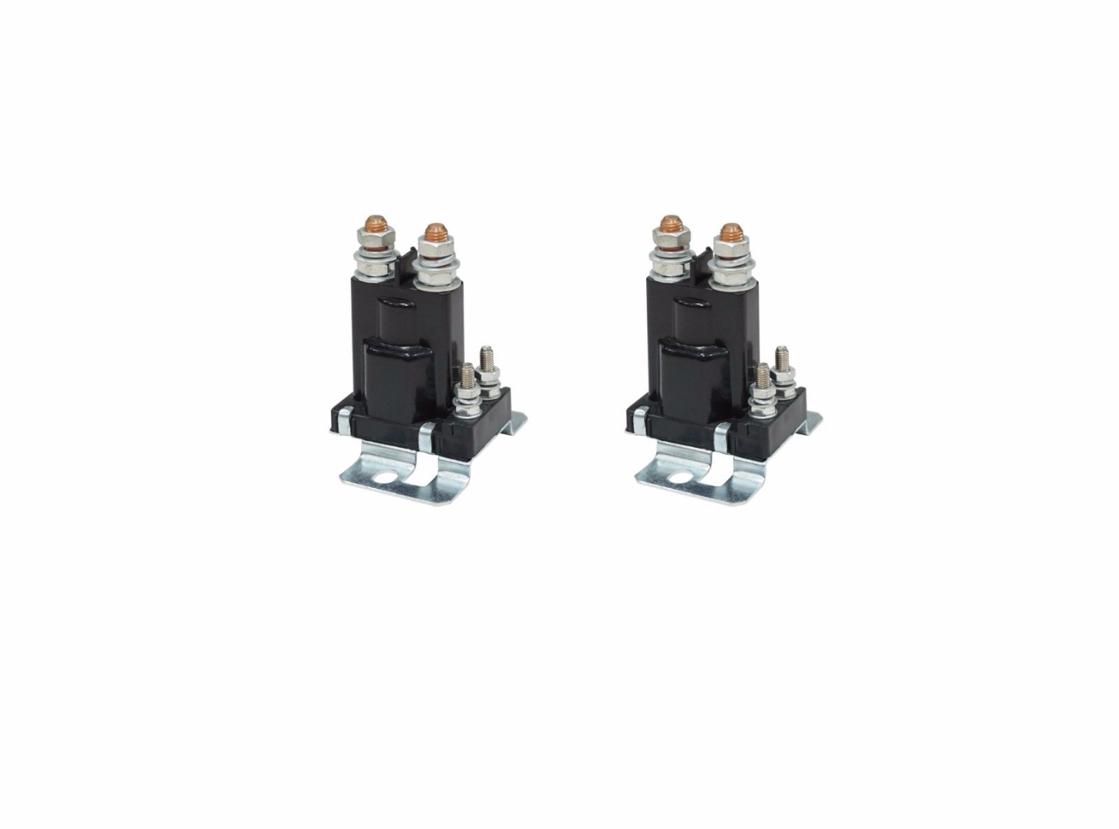 Set Of 2 Air Intake Heater Grid Relay Solenoid For 03 05 5 9l Cummins 24v Prosource Diesel