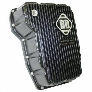 BD Diesel 68RFE Deep Sump Transmission Pan for 07.5-18 6.7L Cummins 24V