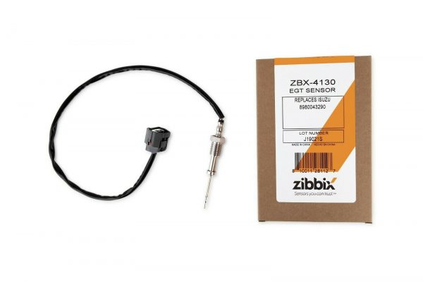 Zibbix EGT Exhaust Gas Temperature Sensor for Isuzu Trucks