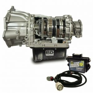 BD Diesel Transmission with Pressure Controller for 11-16 6.6L Chevrolet Duramax LML