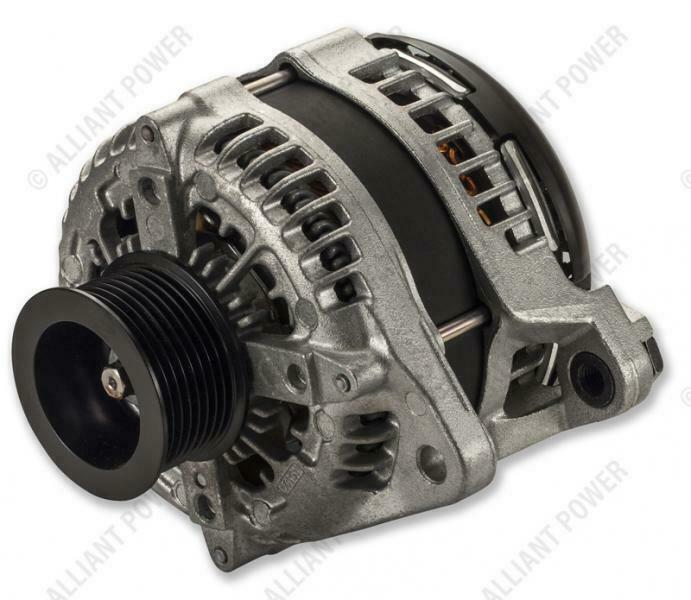 Alliant Power Reman Alternator (Top in Dual Applications) for 11-16 6.7L Ford Powerstroke