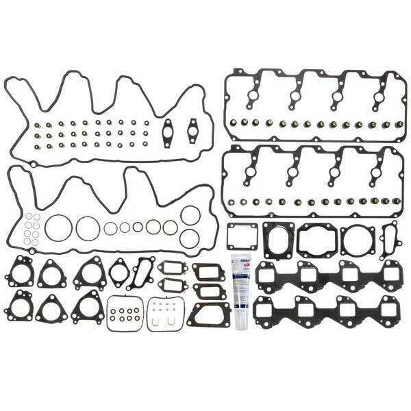 MAHLE Engine Cylinder Head Gasket Set for 11-16 LML Duramax