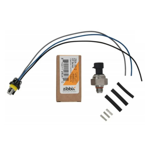 Zibbix ZBX-3512-PK3 ICP Injection Control Pressure Sensor Pigtail Kit For 94-03 7.3L Ford Powerstroke Diesel