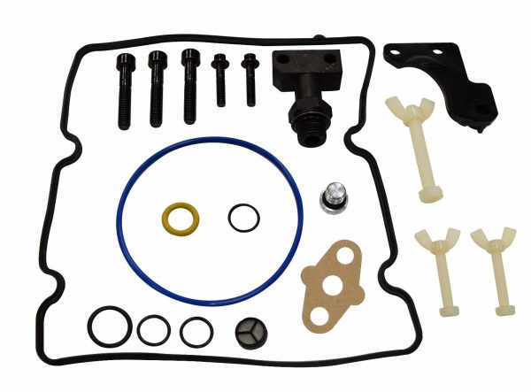 TrackTech STC HPOP Fitting Update Kit for 6.0L Powerstroke