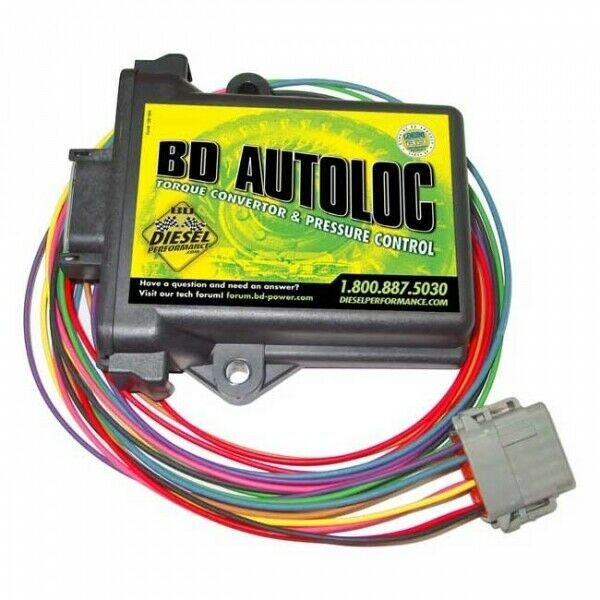 BD Diesel Autoloc Lockup Controller for 03-07 6.0L Ford Powerstroke