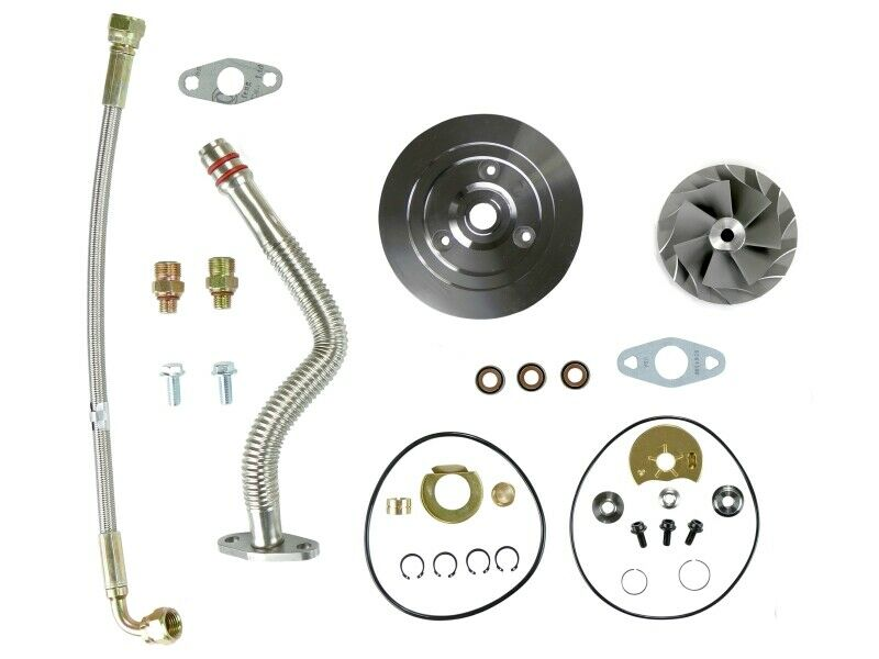 HE351VE Turbo Rebuild Kit Lines Plate Cast For 07.5-12 6.7L Dodge Ram Cummins