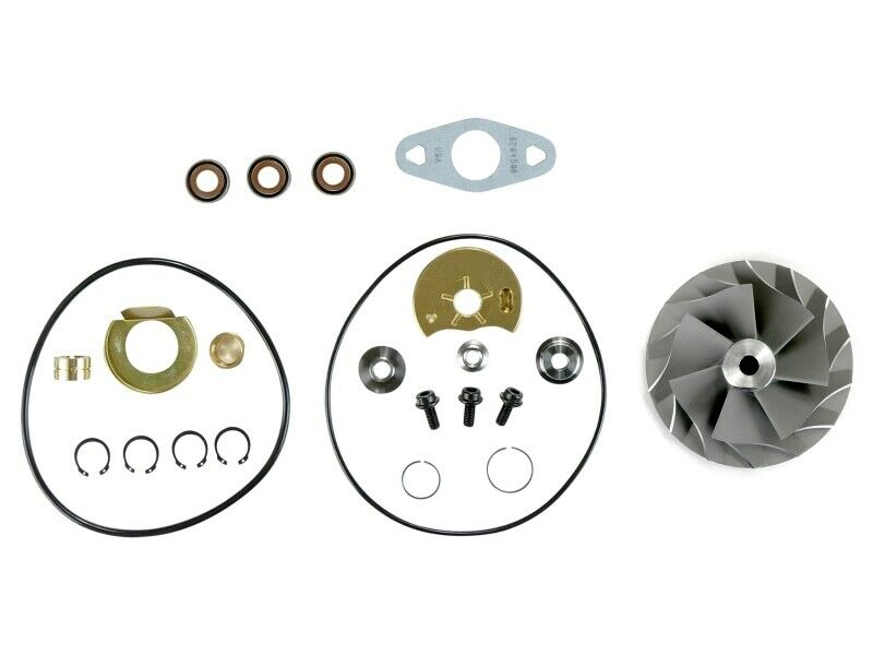 HE351VE Turbo Rebuild Kit Cast For 07.5-12 6.7L ISB Dodge Ram Cummins