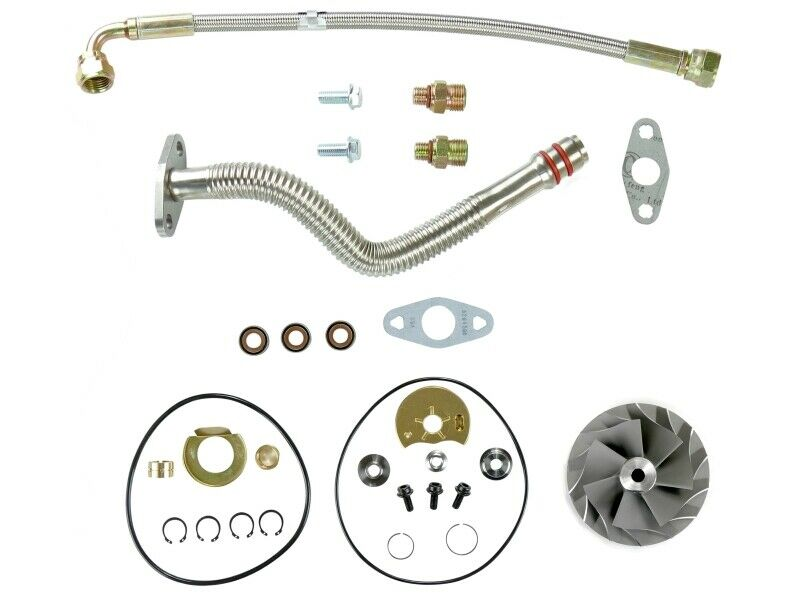 HE351VE Turbo Rebuild Kit Lines Cast For 07.5-12 6.7L Dodge Ram Cummins Diesel