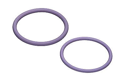 Delphi Fuel Injector Seal Kit for Volvo D12