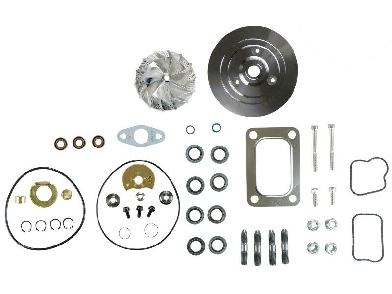 HE351VE Turbo Rebuild Kit Gaskets Plate Billet For 07.5-12 6.7L ISB Dodge Ram