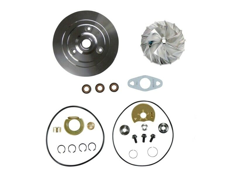 HE351VE Turbo Rebuild Kit Plate Billet For 07.5-12 6.7L ISB Dodge Ram Cummins