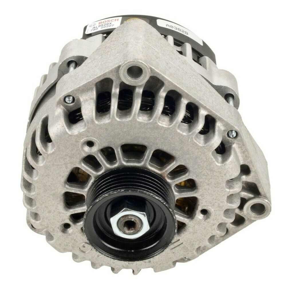 Bosch Reman Alternator (145 Amp) for 04.5-10 6.6L Chevrolet Duramax LLY LBZ LMM